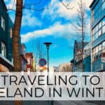 Traveling to Iceland in Winter | A Four-Day Itinerary