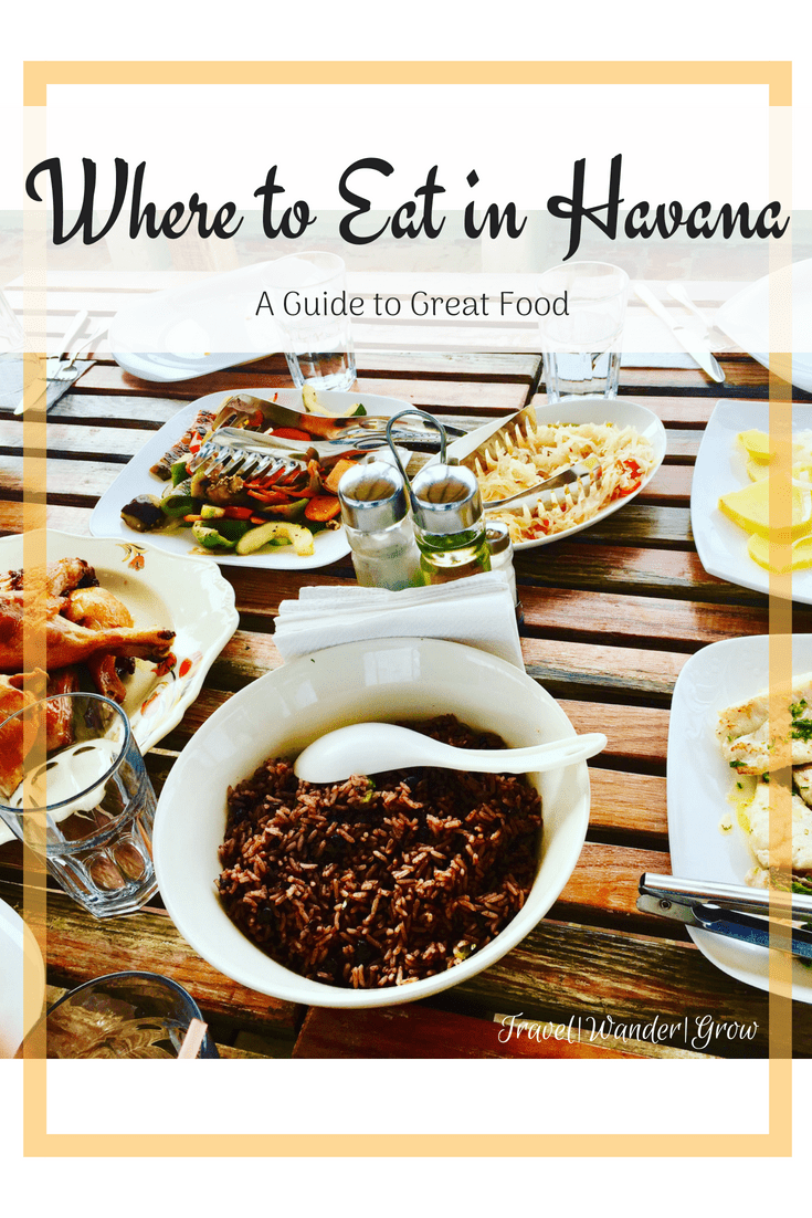 Where to Eat in Havana | A Vacationer\'s Guide to Great Food