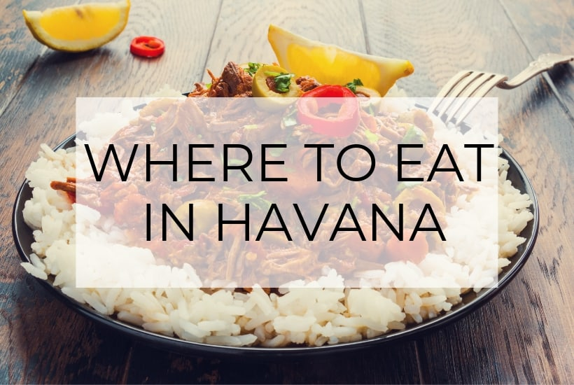 where to eat in havana