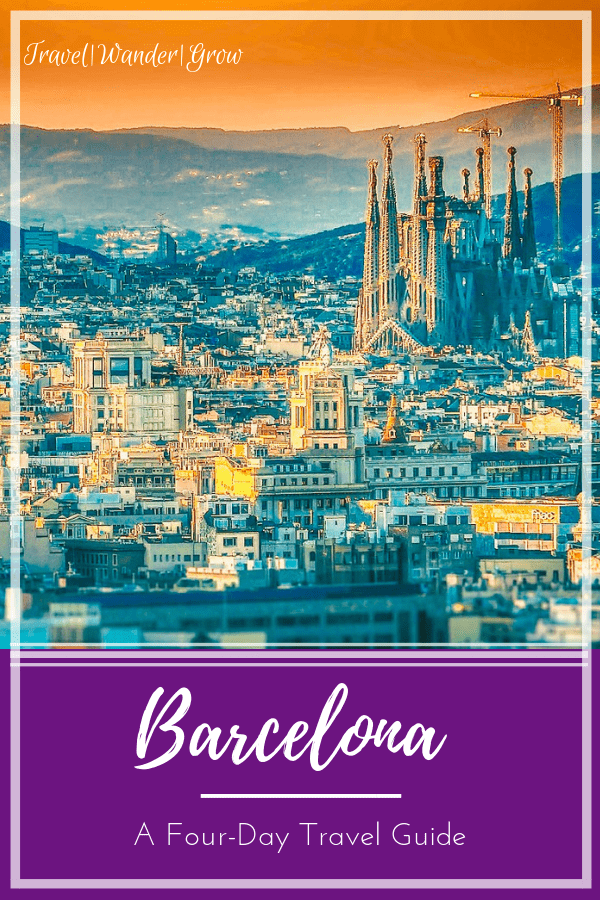 Barcelona in 4 Days | A First-Time Visitor's Guide Now, it's very hard for to pick one city in the world as my ultimate favorite, but Barcelona definitely tops that list. From spending time in the mountains to soaking up the sun at the beach, there is so much that you can do in this city. #barcelona #barcelonatravelguide #internationaltravel #travel