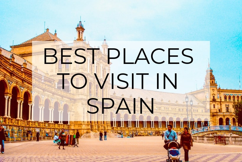 best places in spain
