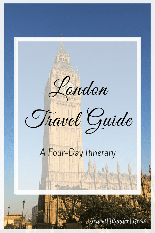 London is a city rich and history and full of vacationer-friendly activities. It is an extremely popular travel destination, demonstrated by the fact that it was the #2 most visited city in the WORLD in 2017. This short travel guide will provide an overview of all you should do to see London in 4 days. #london #londontravel #londonitinerary
