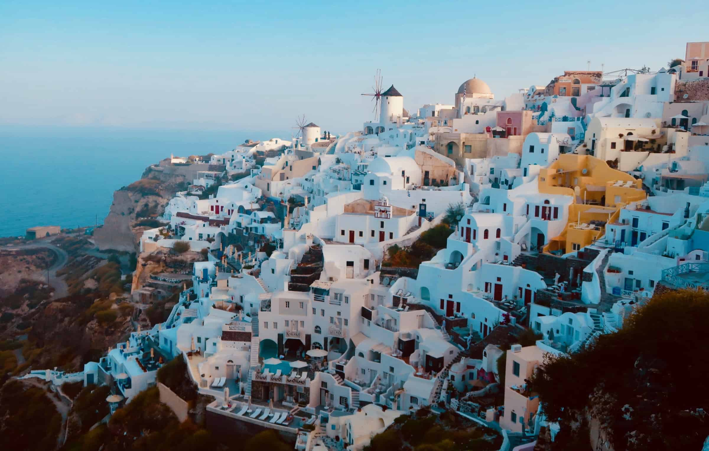 The Best Things to do on Santorini Island