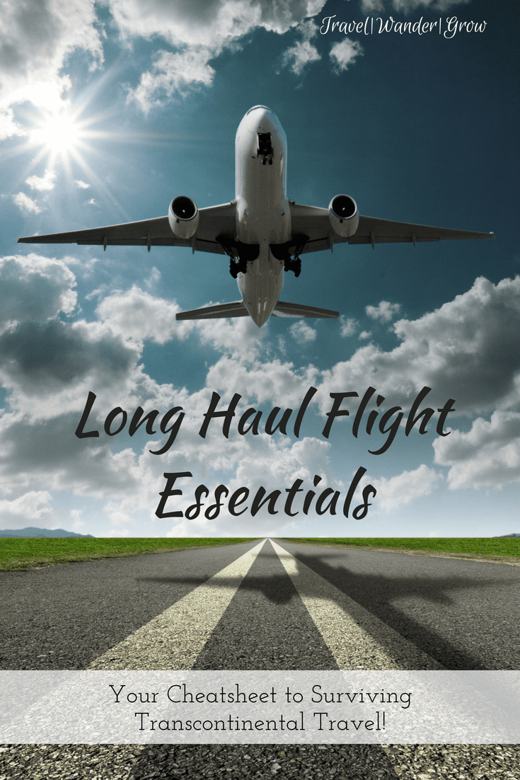 25 Long Haul Flight Essentials & Tips