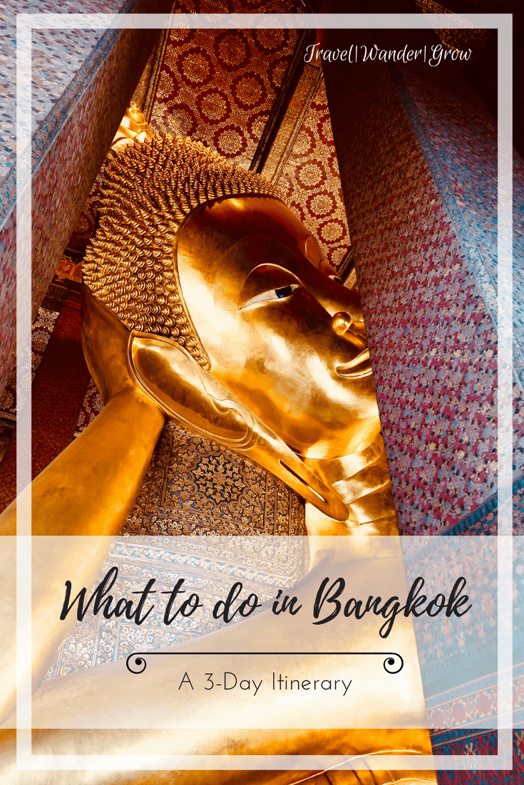 Bangkok is a tourist's dream, as there is so much that you can do here without spending a great deal of money. I'm sure this is one of the reasons why Bangkok tops the list of the most visited cities in the WORLD! In this Bangkok travel itinerary, I'll provide a 3-day guide for this city a few nearby suburbs. I'll also provide a few tips to make your visit to Thailand go as smooth as possible! #bangkok #thailand #internationaltravel