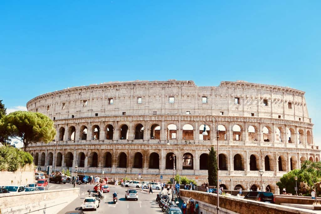 The Colosseum - 4 Day Rome Itinerary