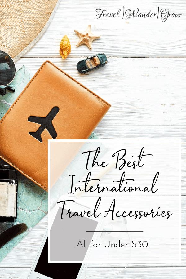 International Travel Accessories