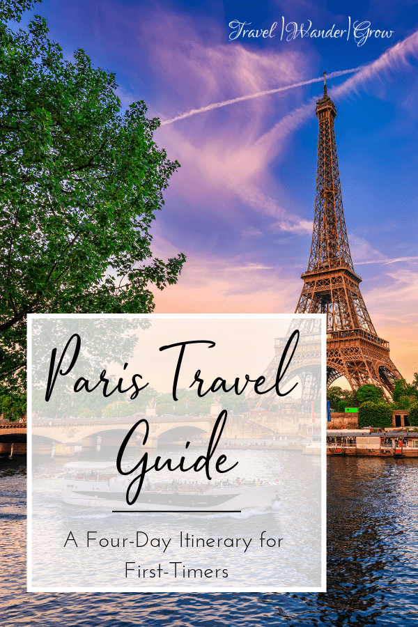Four-Day Paris Itinerary