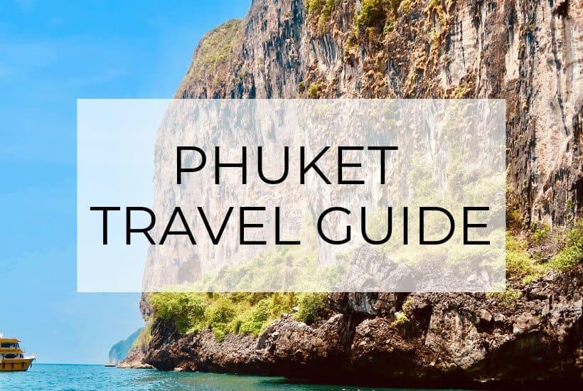 Phuket, Thailand Itinerary   Island Hopping and More!