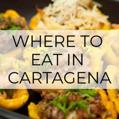 The Best Restaurants in Cartagena