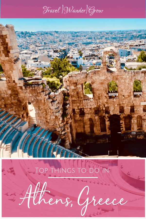The 10 Best Things to do in Athens