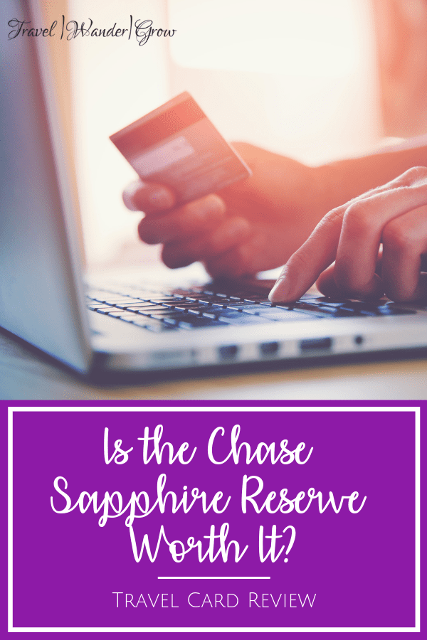 Is the Chase Sapphire Reserve Worth It? | Travel Card Review