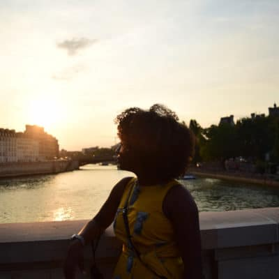 Traveling with Natural Hair | Keeping it Simple