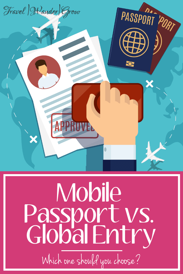 Mobile Passport vs. Global Entry: Which is Best?