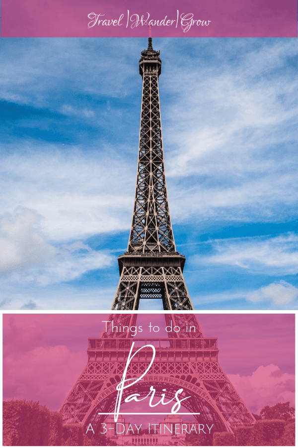 Paris is one of those classic travel destinations that you always hear so much about. It is an amazingly charming city with a little bit of something for everyone. In this Paris Travel Guide I'll give you a 4-day Paris itinerary for that perfect long weekend trip. #paris #paristravelguide #parisfrance #internationaltravel