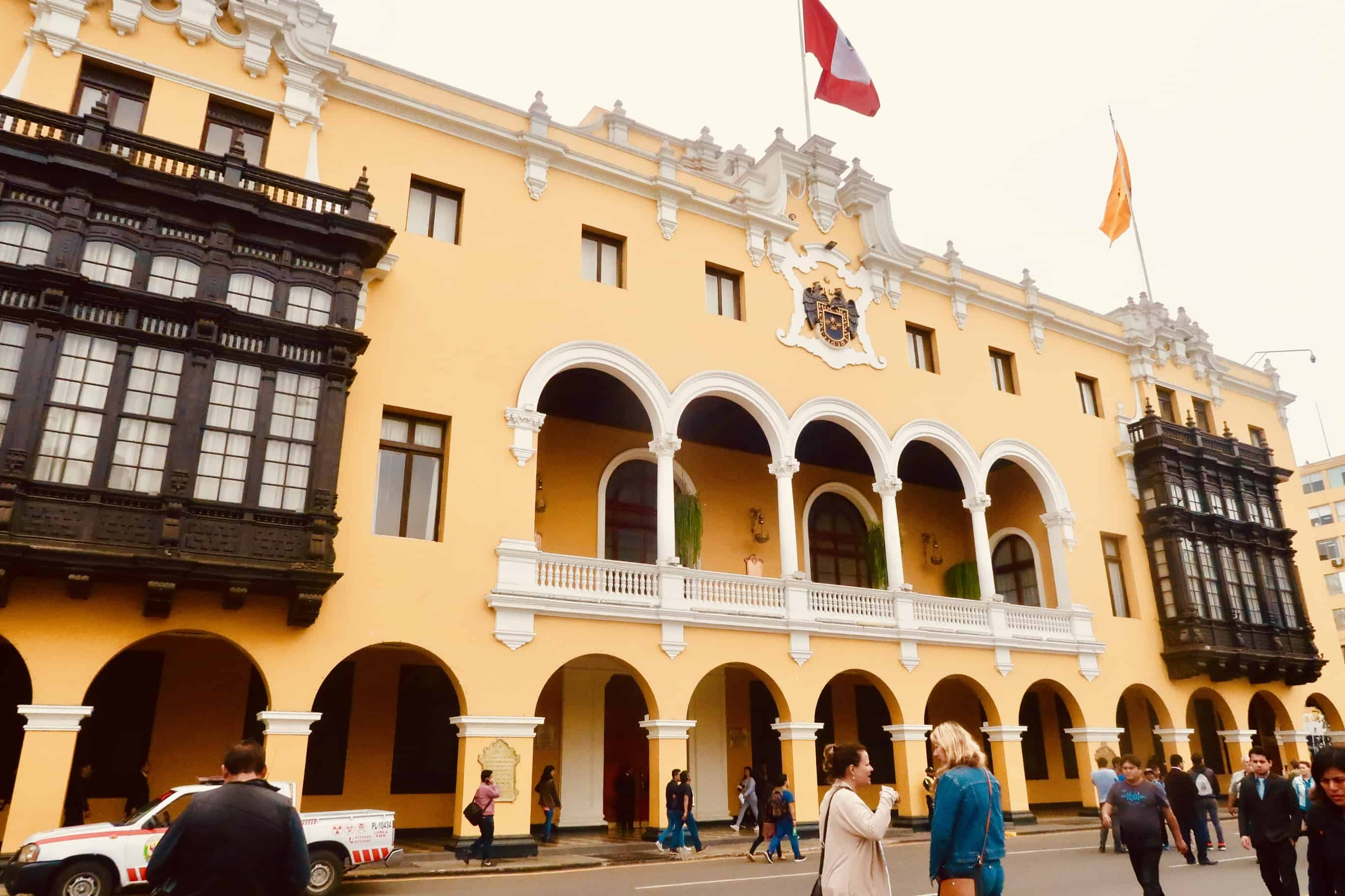Lima Travel Guide