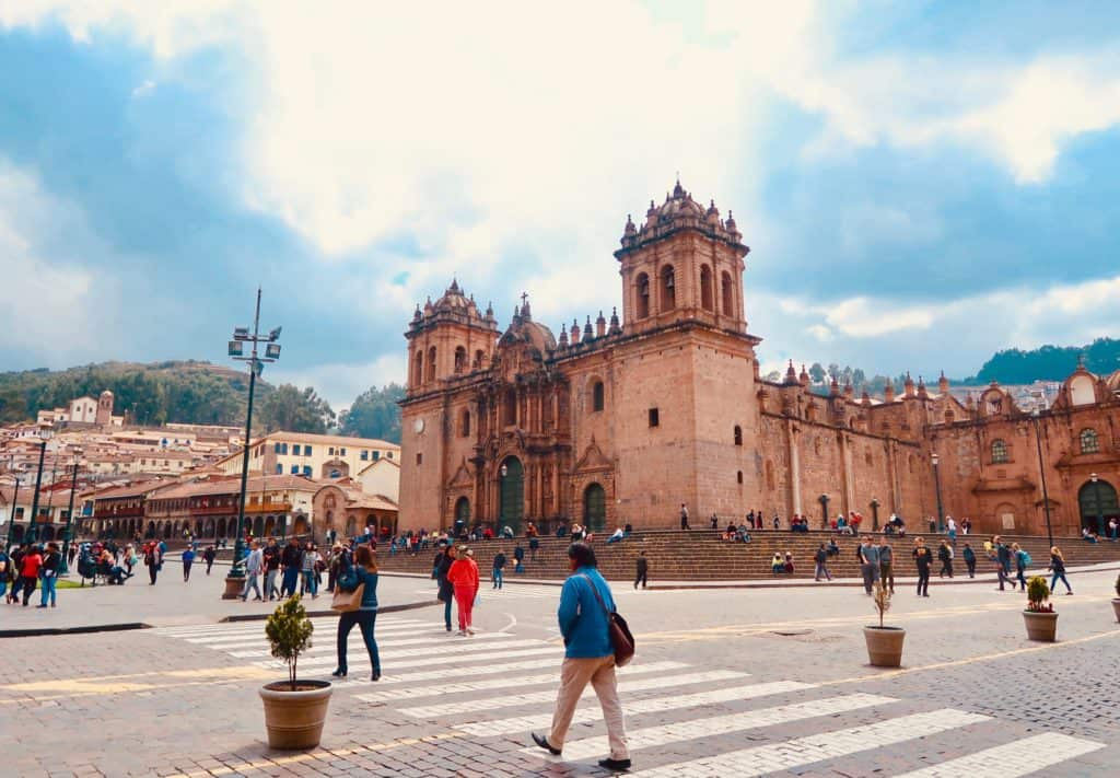 what to do in cusco, the cusco cathedral