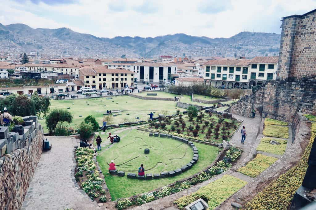 what to do in cusco, convent of santo domingo
