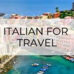 italian for travel