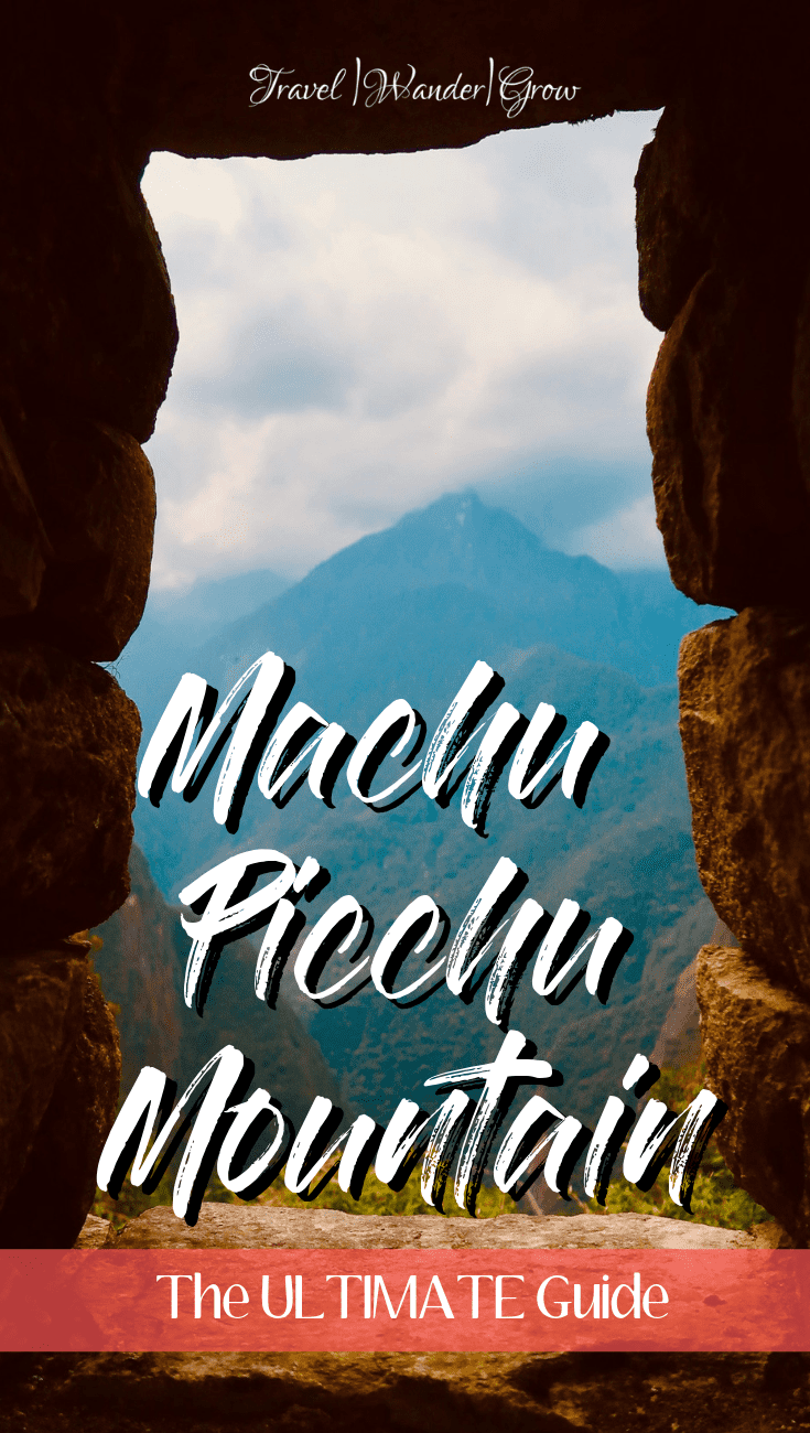 This travel guide of Machu Picchu will provide all you need to know to visit the citadel and climb Machu Picchu mountain! Click here for information on when to go, where to stay, and how to get there! #machupicchu #machupicchutravel