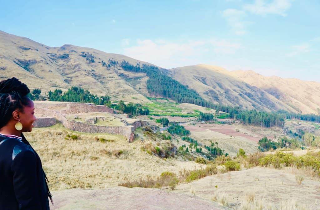 what to do in Cusco, puka pakara