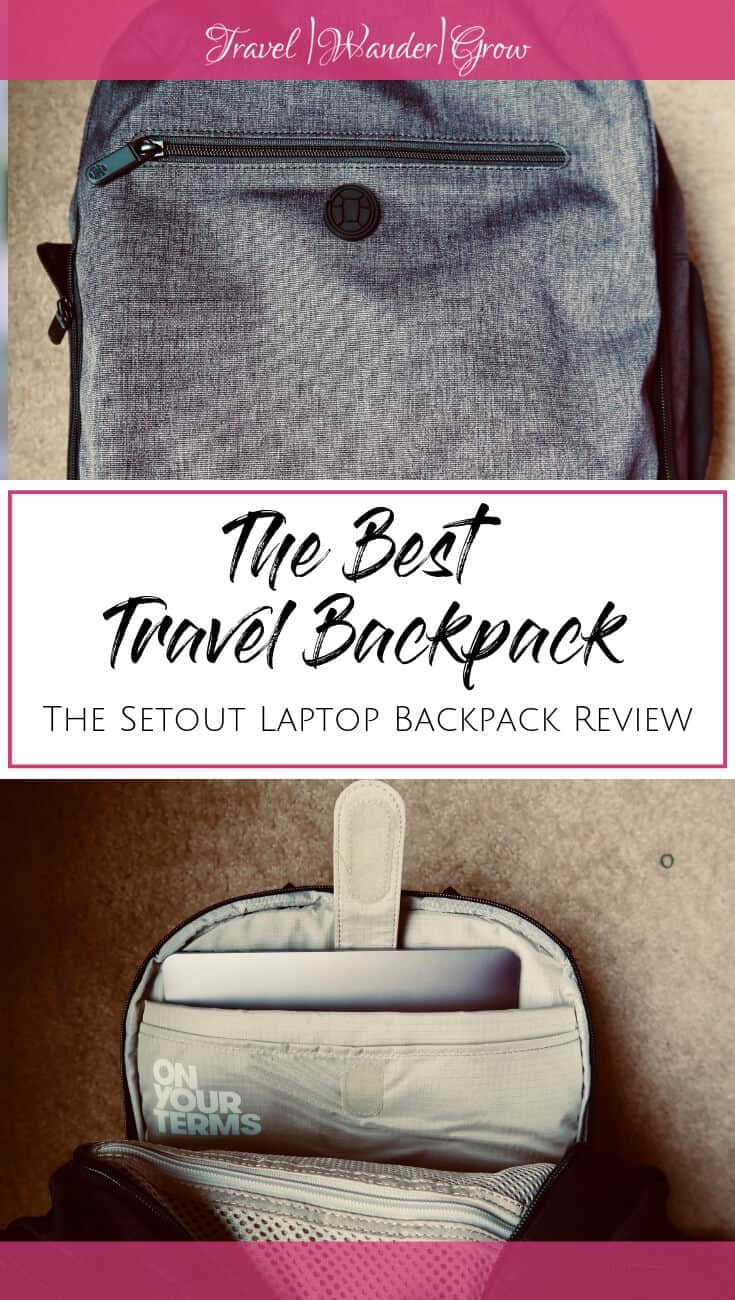Tortuga Setout Laptop Backpack Review [The BEST carry-on bag]