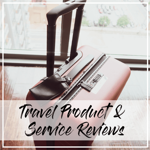 travel product and service reviews