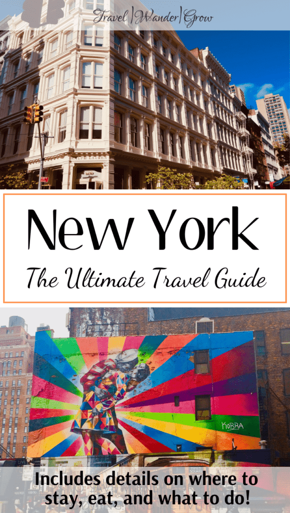 new york travel guide