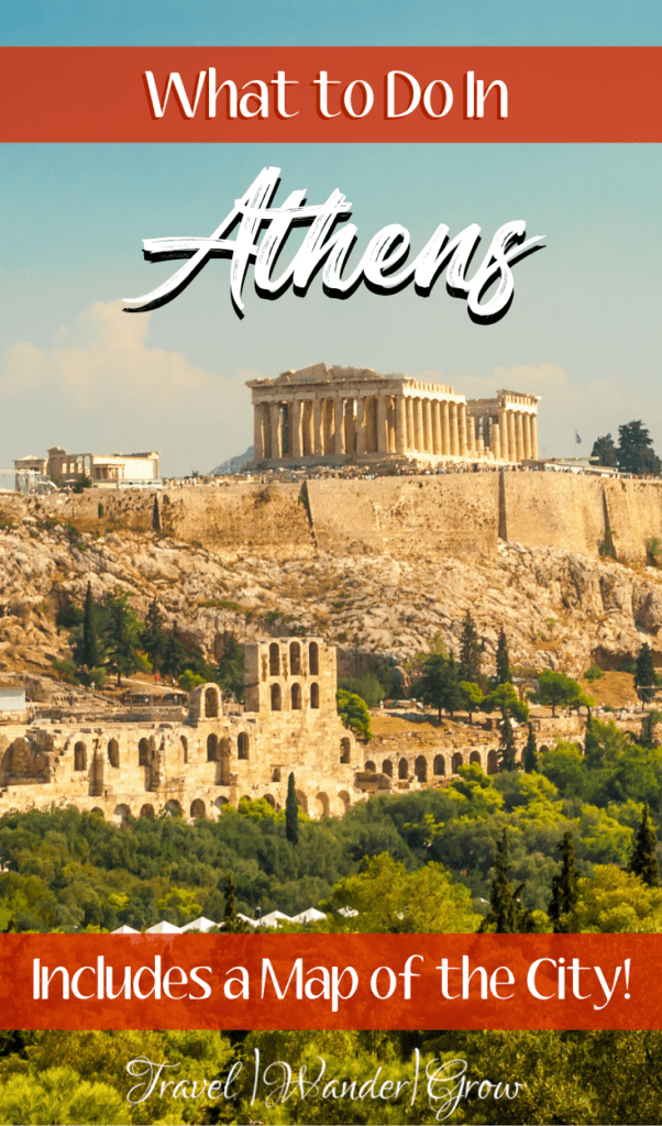 what to do in athens