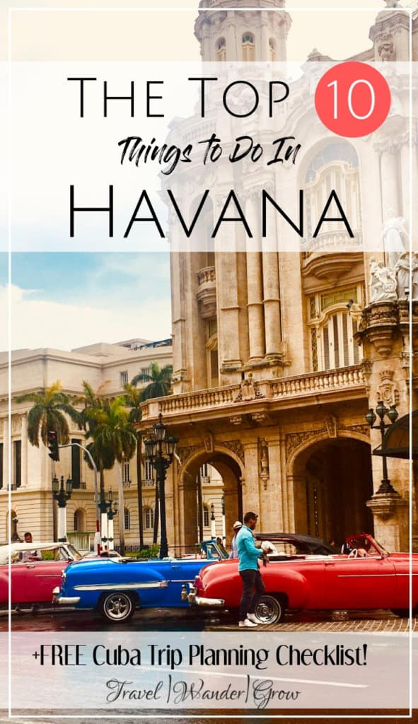 top ten things to do in havana