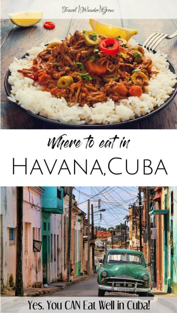 where to eat in havana