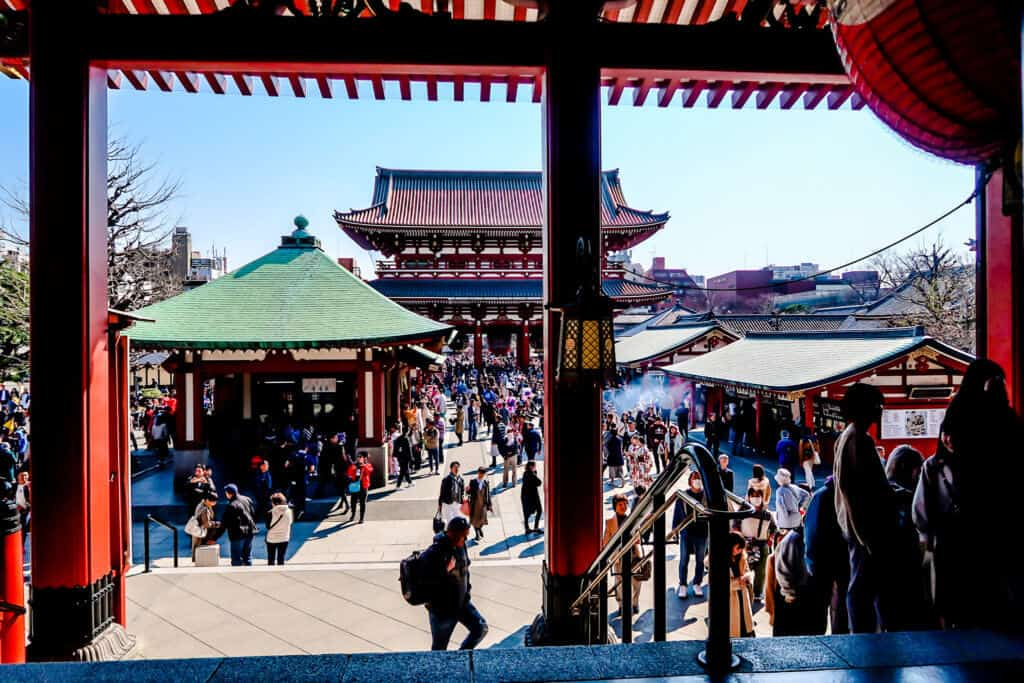 Senso-Ji Temple Complex