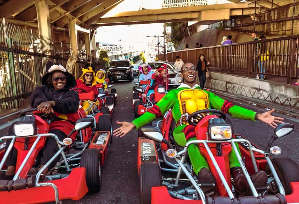 Tokyo Go-Kart Experience
