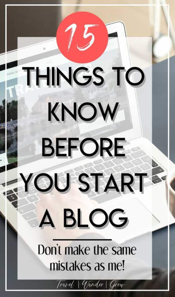 Looking to start a blog soon, but don't know how? Get the best tips and ideas for starting a blog. Includes tips on how to succeed on social media, how to use wordpress, and how to make money blogging. #startablog #howtostartablog