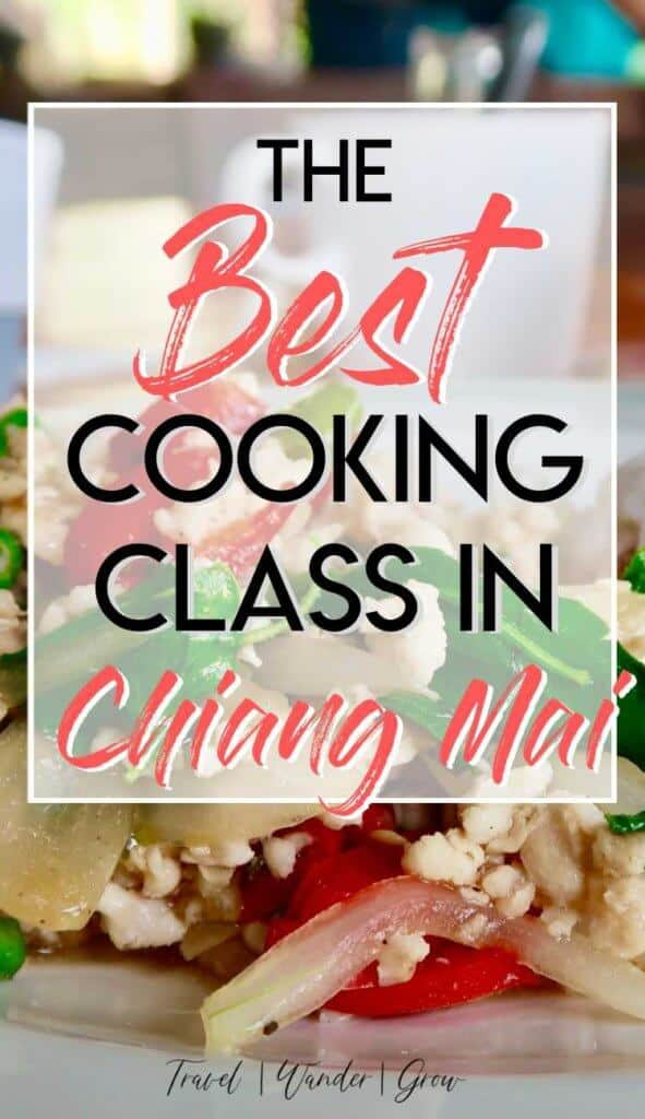 Looking for a unique experience in Chiang Mai? This post provides a detailed look at the best cooking class in Chiang Mai! Get insight into one of the best things to do in the city, and why this is a can't miss experience for your Thailand itinerary. #chiangmaiitinerary #chiangmaitravel