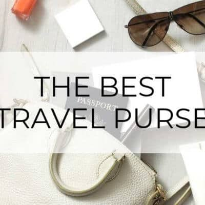 best purse for international travel