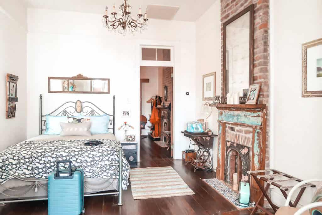 airbnb in marigny