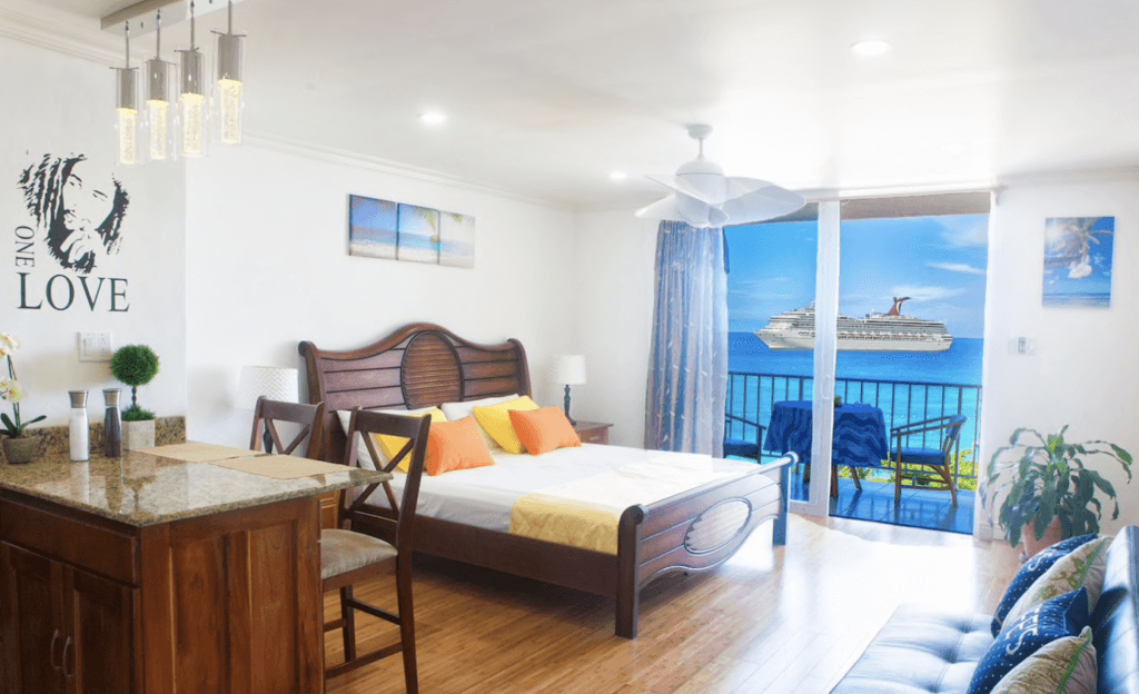 Airbnb in Montego Bay