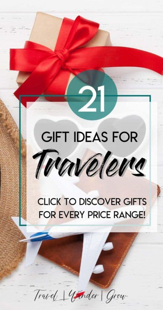 Looking for the perfect gift for that special globe-trotter in your life? Check out this list of gift ideas for travelers at every price range! #giftideas #holiday2018