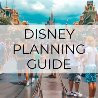 The Best Disney Trip Planning Tips