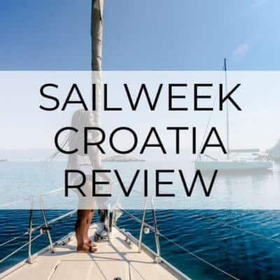 Adventure Sailweek Croatia Review: Better than the Yacht Week?