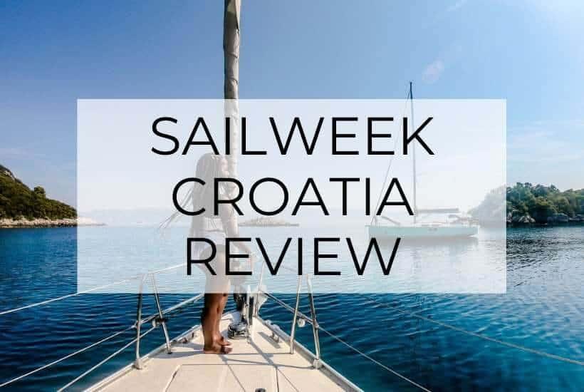 Adventure Sailweek Croatia Review: Better than the Yacht Week?