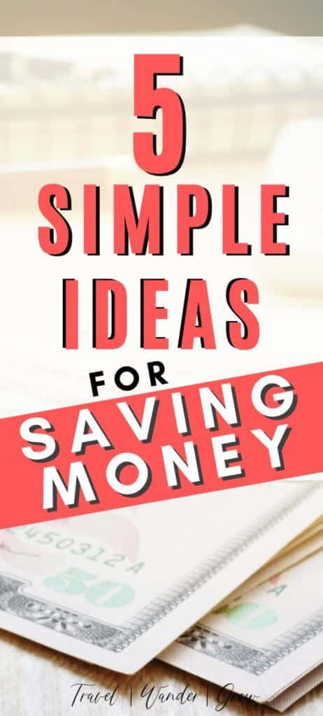 Looking for great ideas for saving money? This post provides tips for saving money that will help you reach your financial goals. Get budget tips, learn challenges that help you do better with overspending, and learn to build your saving money monthly plan. #savingmoney