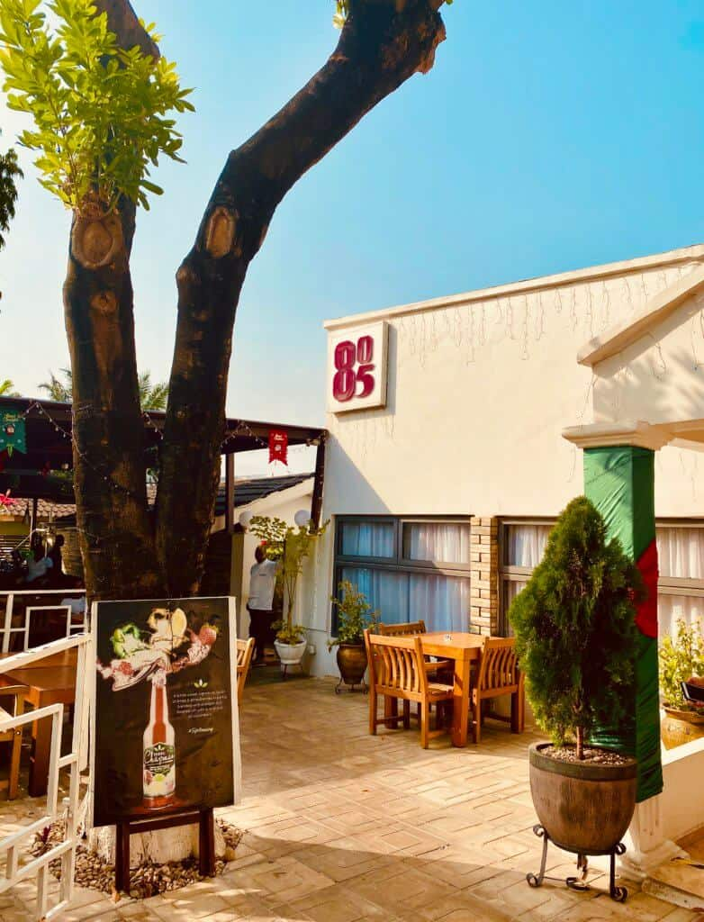 805 Restaurant Accra