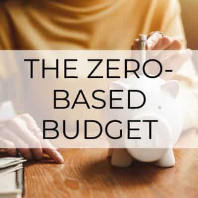 The Automated Zero-Based Budgeting Template