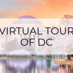virtual tour of washington, dc