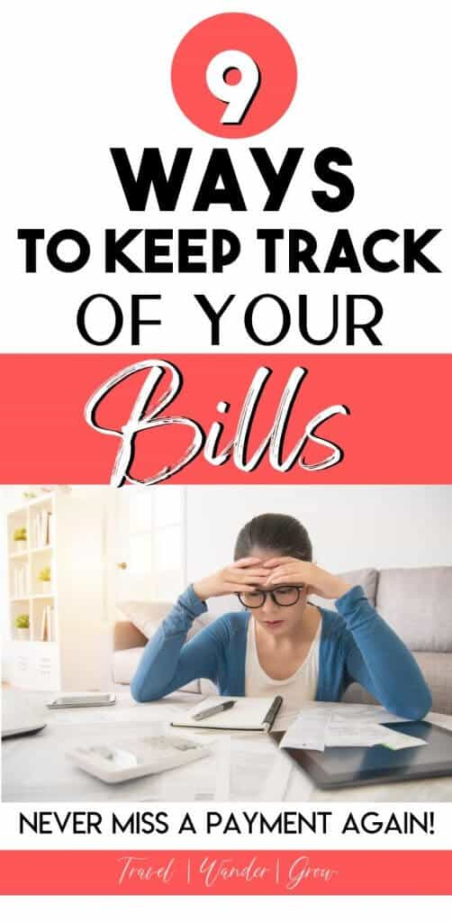 Get the best ideas for tracking bills. This article includes a free bill tracker printable. Learn how to best organize your bills so that you don't miss payment. Keep track of your bills in excel and google sheets.