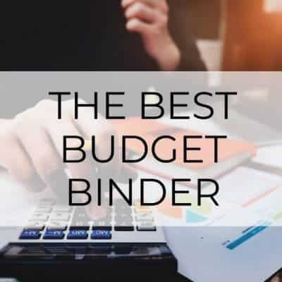 The Best Blank Budget Worksheet Printable