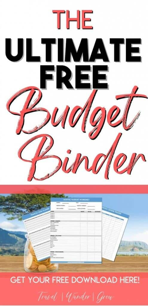 This is the ultimate list of FREE budget printables for organizing your finances. These templates are perfect for beginners and anyone else that is saving money! Includes worksheets, budget templates, budget binders, editable budgets, weekly and and monthly budget printables. Best saving money tips.