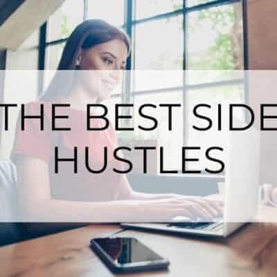 the best side hustles to make money online
